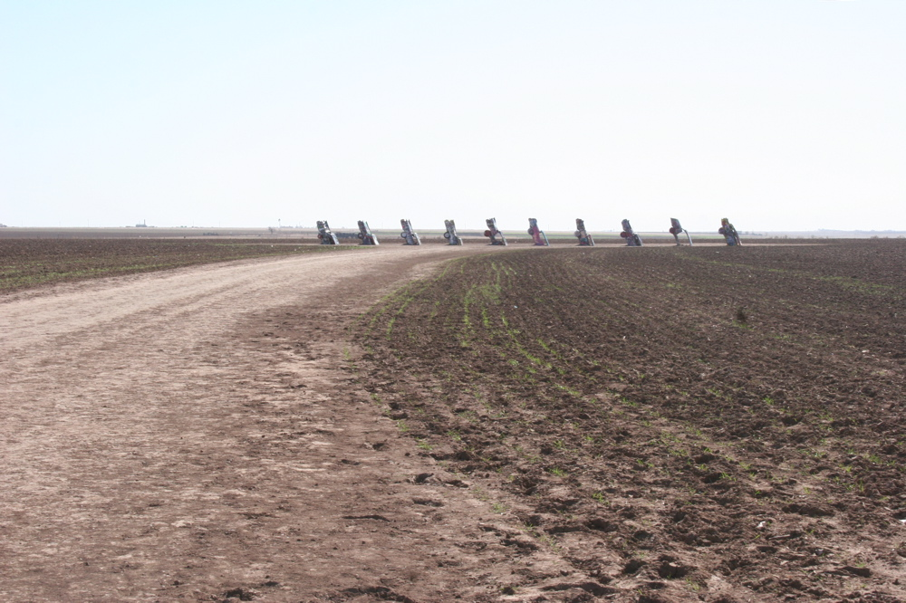 8 Quirky Facts About Cadillac Ranch In Amarillo Texas The