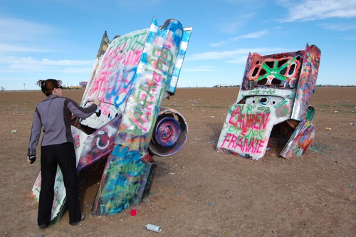 8 Quirky Facts About Cadillac Ranch In Amarillo, Texas