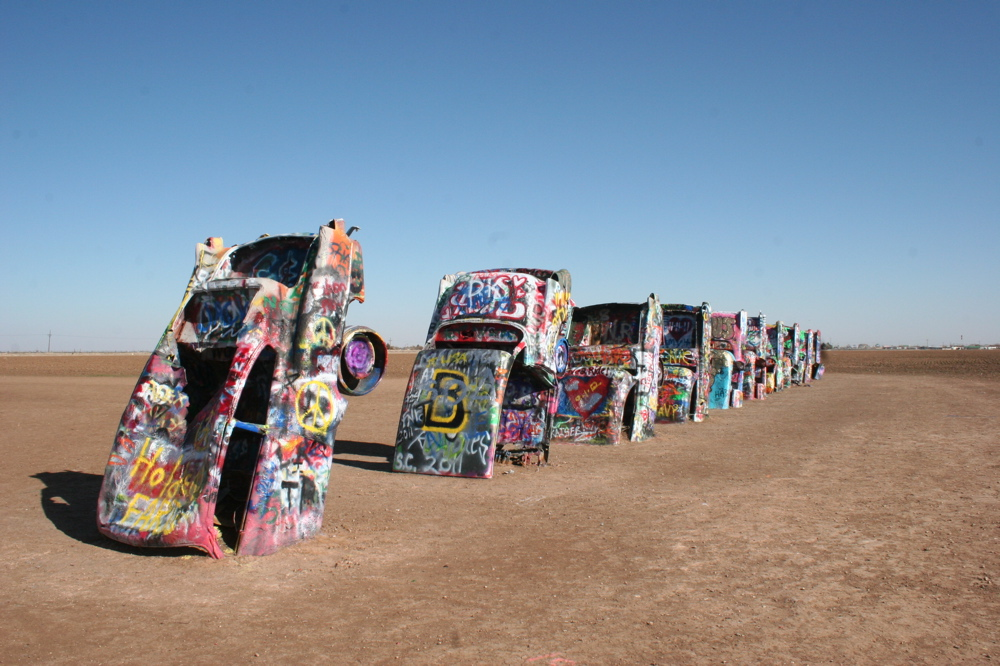 8 Quirky Facts about Cadillac Ranch in Amarillo, Texas | The ...