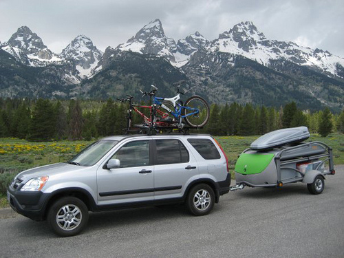 Road ... & Multi-function Sport Trailers u0026 Pop-Up Tents | The Adventure Post