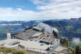 The facility near the Stanserhorn summit