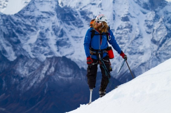 Soldiers to Summits leads veterans on climbing expeditions